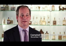 Campbell Brown (Brown-Forman): How to Drink Bourbon