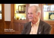 Edwin Foote: Overcoming Change