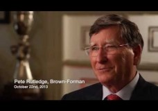 Peter Rutledge (Brown-Forman): What Makes Good Bourbon?